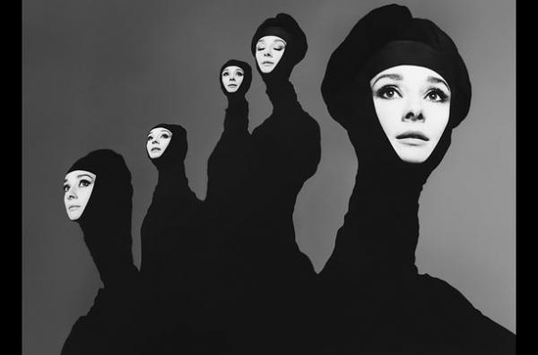 Audrey Hepburn, New York, January 1967 by RichardAvedon