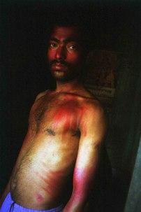 Avijit 'Holi man'