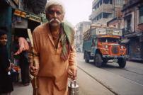 Puja 'Man on street'
