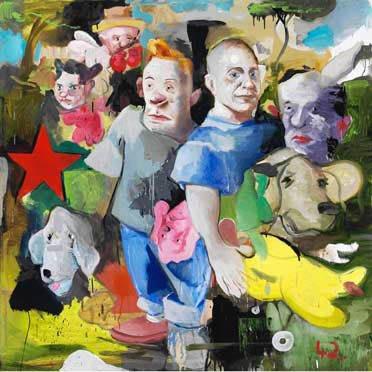 McLean Edwards Martin Browne ArtDealer