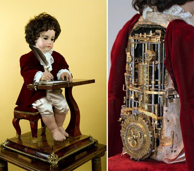 pierre jaquet-droz the writer automaton ancestor of modern computer (2)