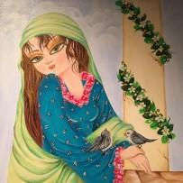 Elaheh Talebi, Iran