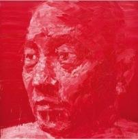 Yan Pei Ming 'Autoportrait'