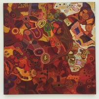 Amata art at GoMA, Brisbane