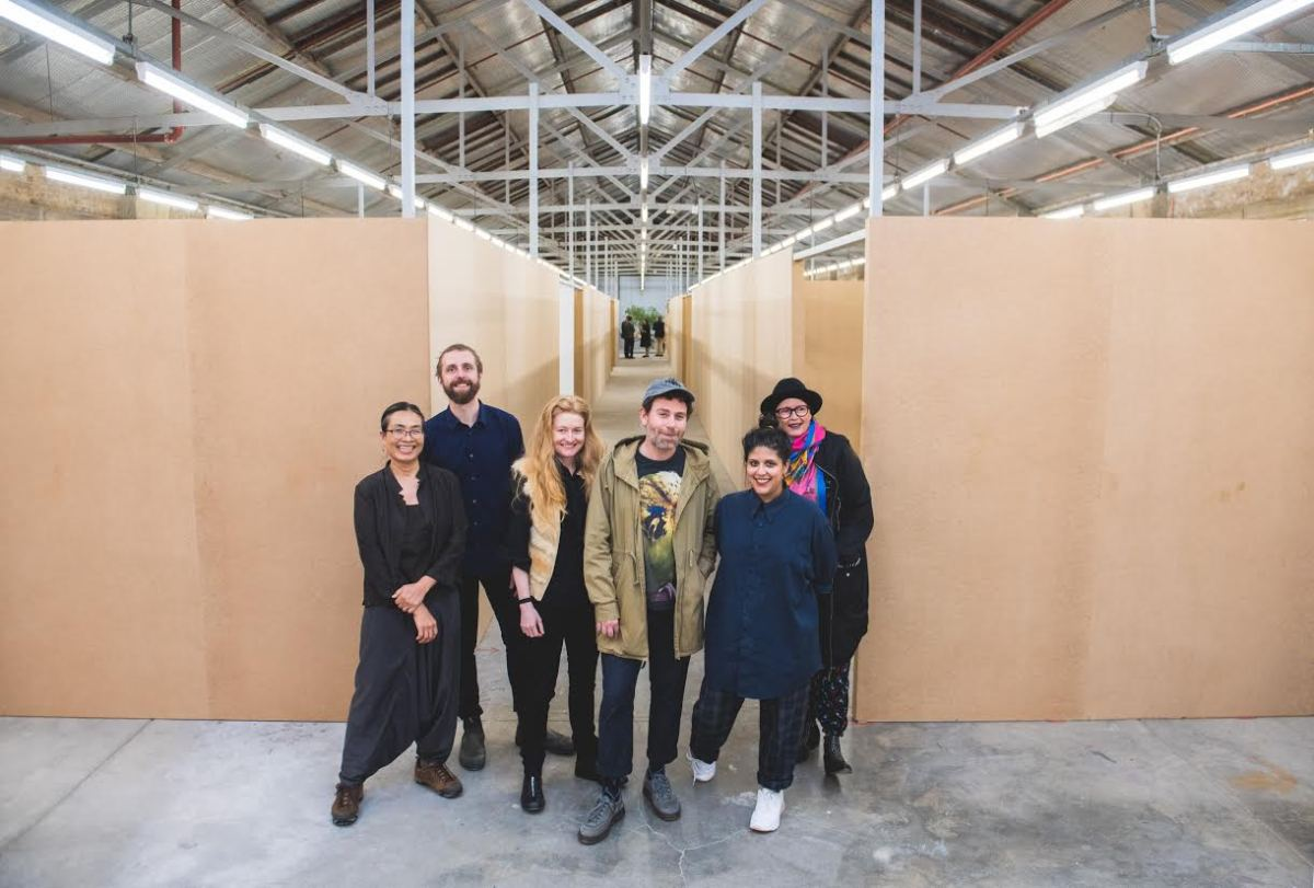 Artist residencies at Clothing Store Studios awarded for 2017