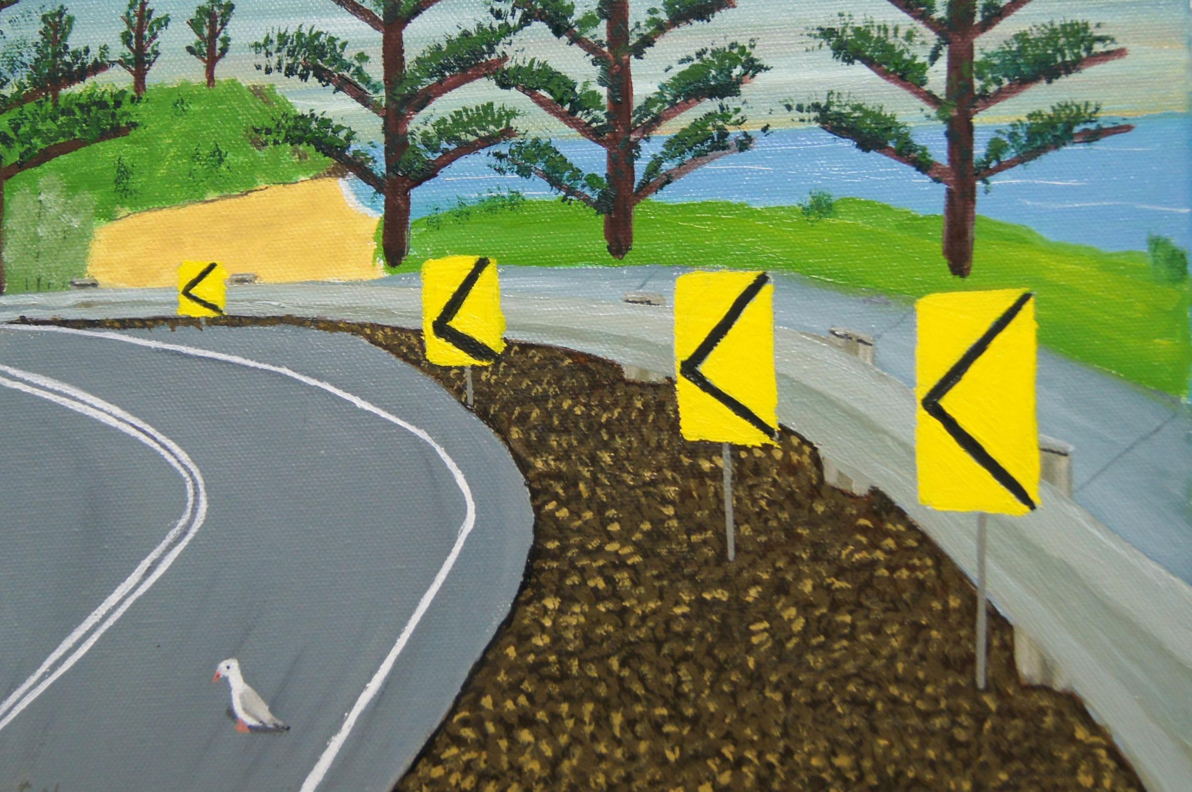FN_ECG_Seagul-Around-The-Bends_25.5cmx30.5cm_oil-on-canvas