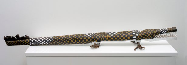 Lena Yarinkura (Maningrida), Kinga (Crocodile), 2017