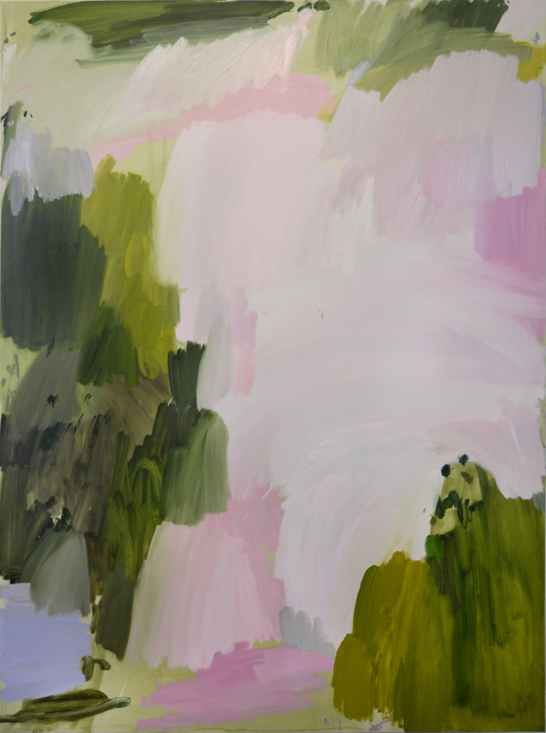 BG_ECG_A-warm-breeze_2019_Oil-and-pastel-on-canvas_180x133.5cm_5000