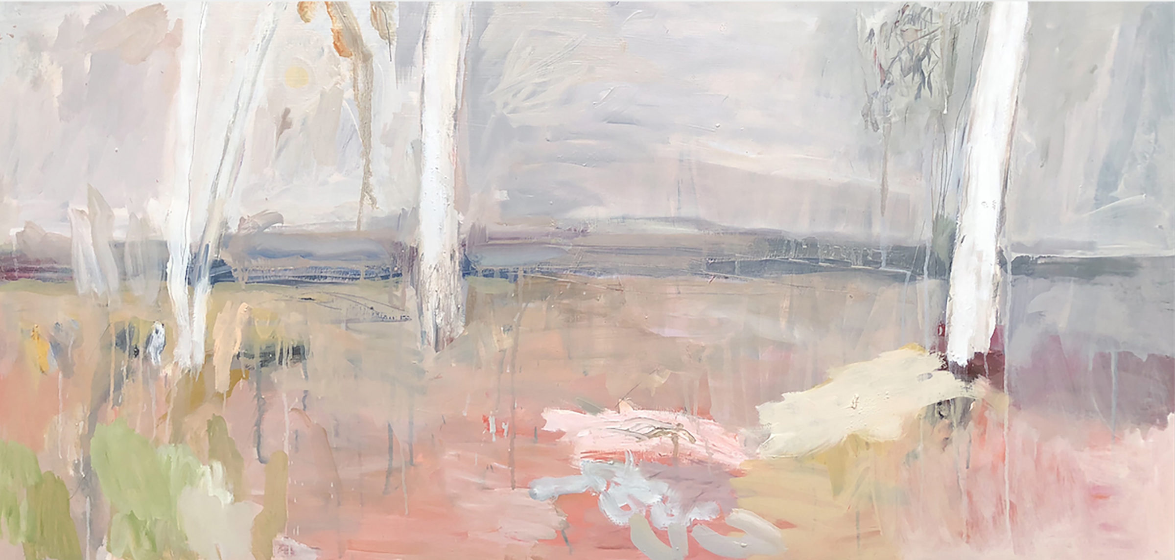 DK_ECG_Overcast-in-the-valley_2018_60x120cm_oil-and-collage-on-board_2400