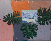 SA_ECG_Cut-Out-Studio-Monstera-Leaves-with-Lennox-Point-Lookout-2017-acrylic-on-linen-122-x-152-cm_180120_111218